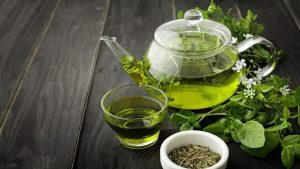 خواص چای سبز در ارتباط با لاغری