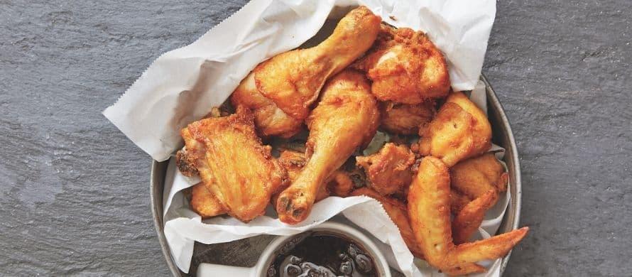 ترکیبات و طرز تهیه ادویه مرغ زعفرانی