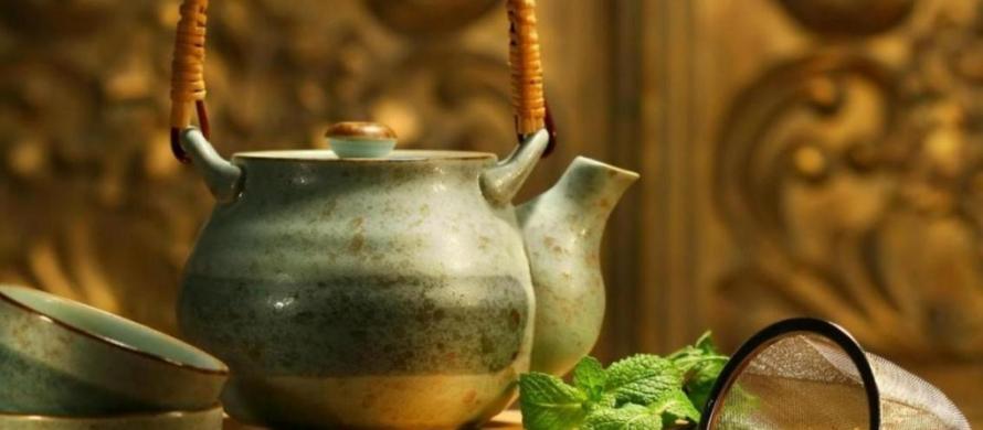 طرز تهیه دمنوش و چای گلپر